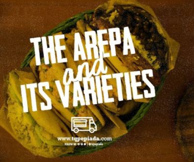 The Arepa Blog banner web